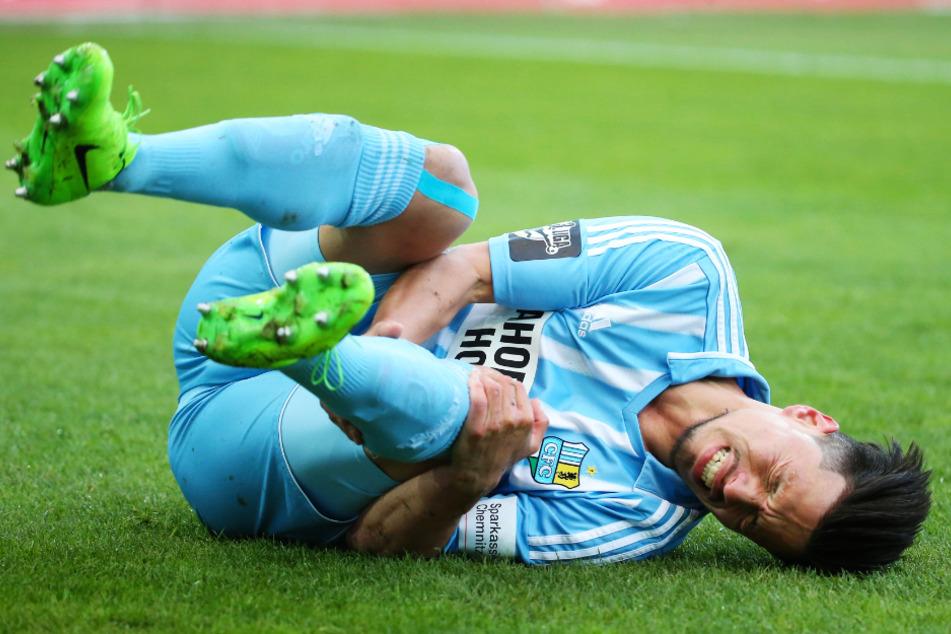 Stefano Cincotta (29) fiel immer wieder verletzt aus, kämpfte sich aber auch jedes Mal wieder zurück.