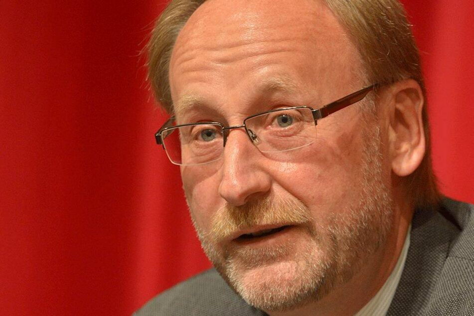 Freibergs CDU-Chef Holger Reuter (61) vermisst die innerparteiliche  Demokratie.