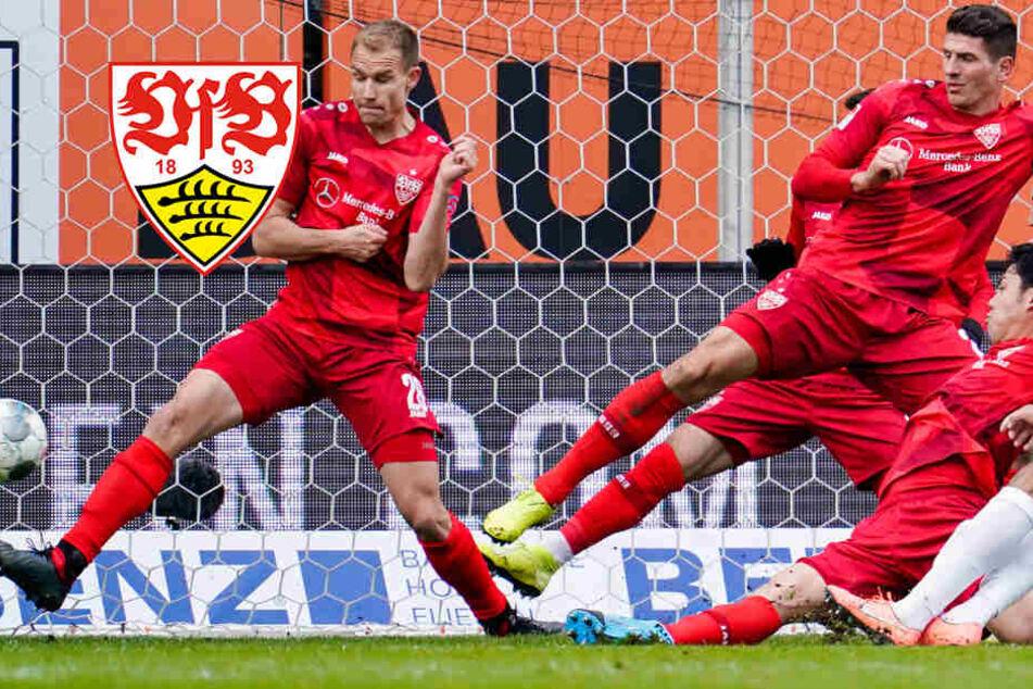 VfB-Trainer Tim Walter verteidigt seine Spieler nicht mehr