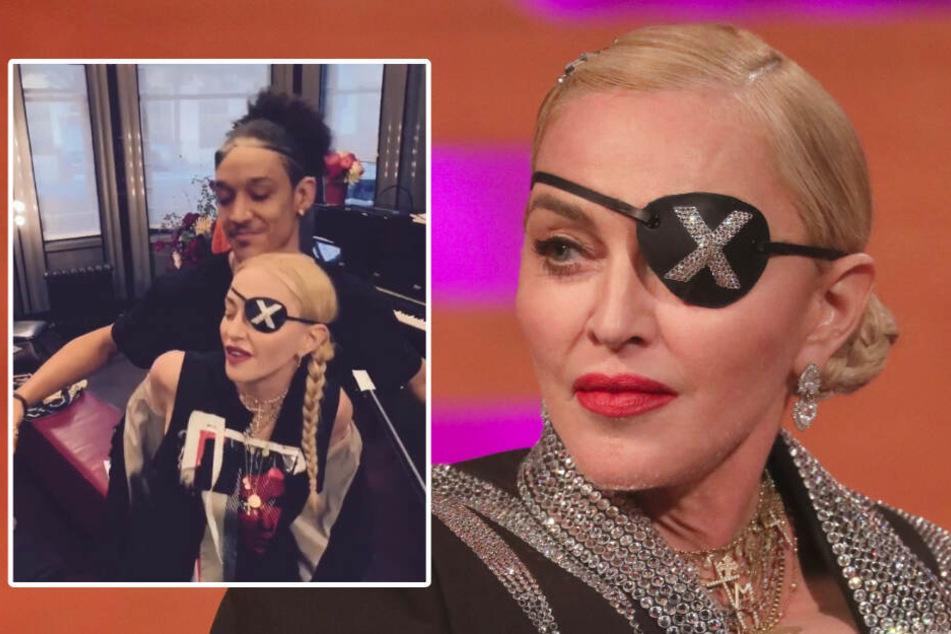 Madonnas (61) aktueller Lover ist erst 26 (und mega hot!)