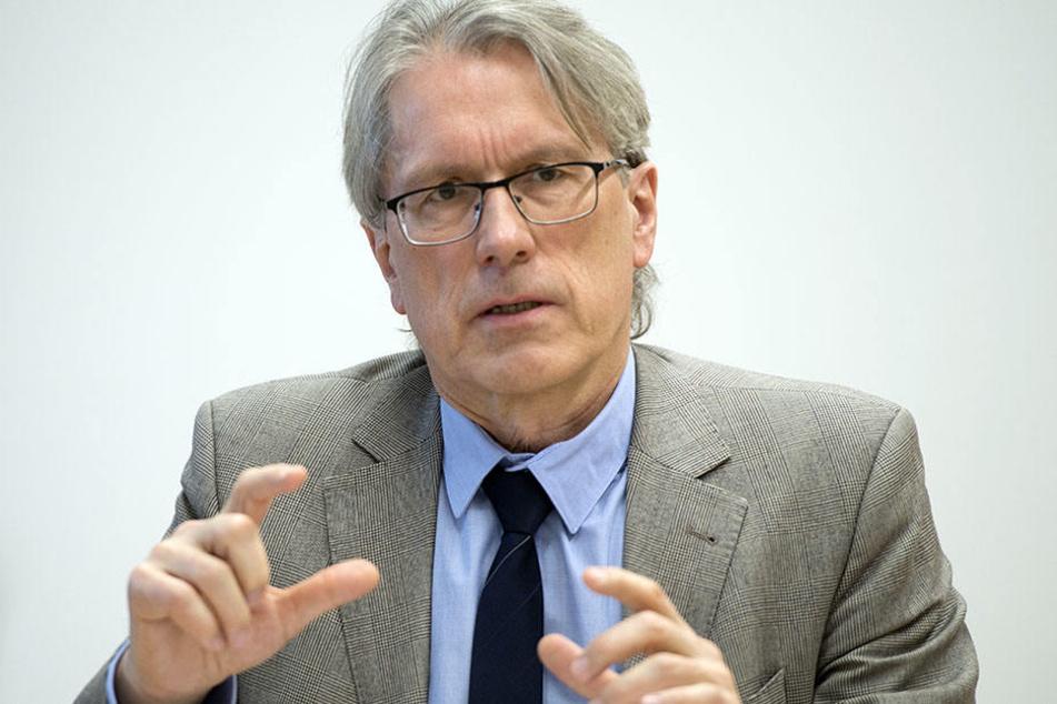 Zahlen lügen nie: Matthias Kollatz-Ahnen.