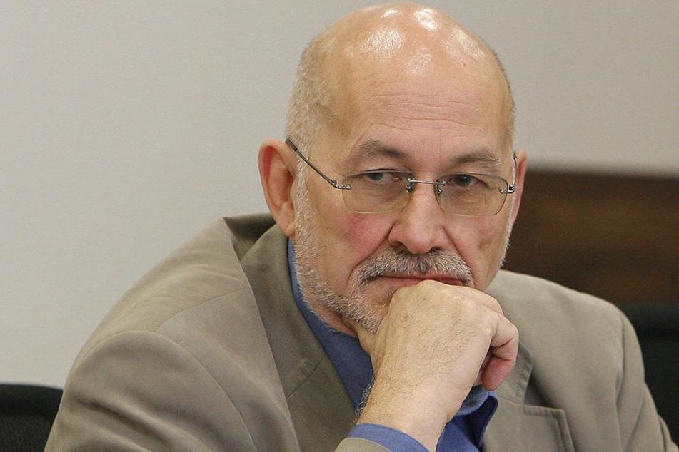 Holocaust-Leugner Horst Mahler in Ungarn festgenommen