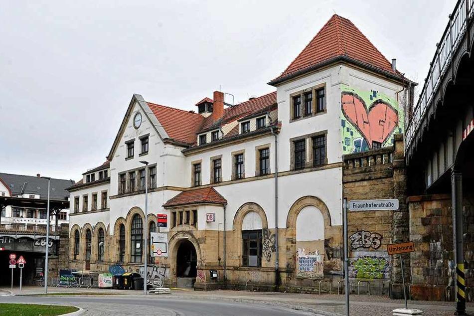 """Der Südbahnhof wird mit dem """"Transit"""" wieder zum Knotenpunkt der Chemnitzer Clubszene."""