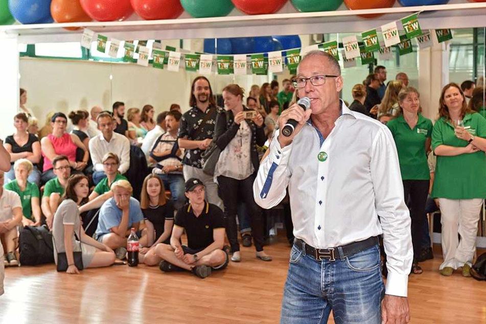 Rehazentrum Strehlen-Chef Thomas Heinz (58).