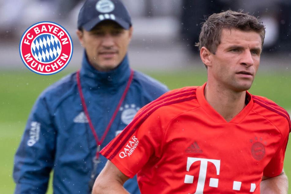 FC Bayern zu Gast in Frankfurt: Thomas Müller vor historischer Marke, aber spielt Niko Kovac mit?