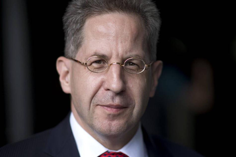Verlangt von der Sachsen-CDU Abgrenzung zur Berliner Parteizentrale: Hans-Georg Maaßen (56) vom konservativen Zirkel Werteunion.