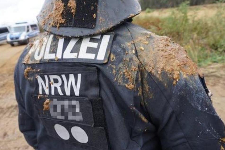 Ekelhaft: Polizisten im Hambacher Forst mit Fäkalien beworfen