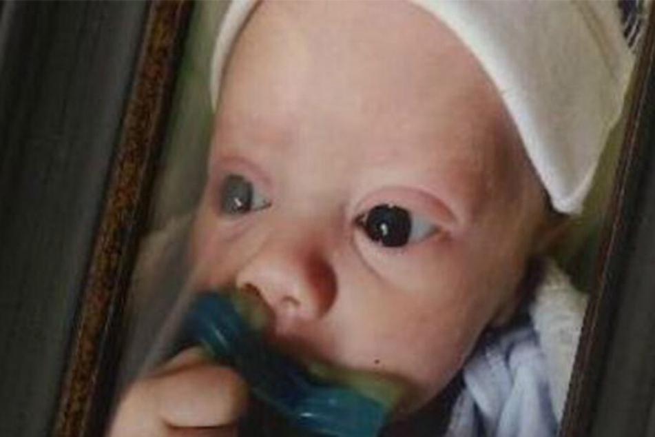 Baby Dylan wurde nur vier Monate alt.