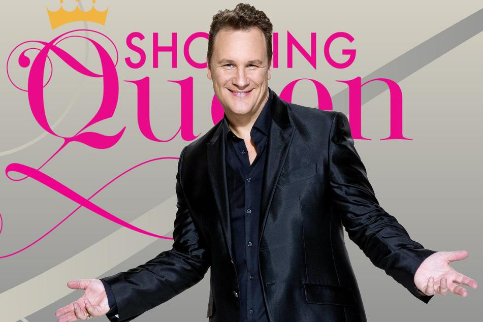 "Star-Modedesigner Guido Maria Kretschmer (56) führt bei ""Shopping Queen"" durch die Sendung."