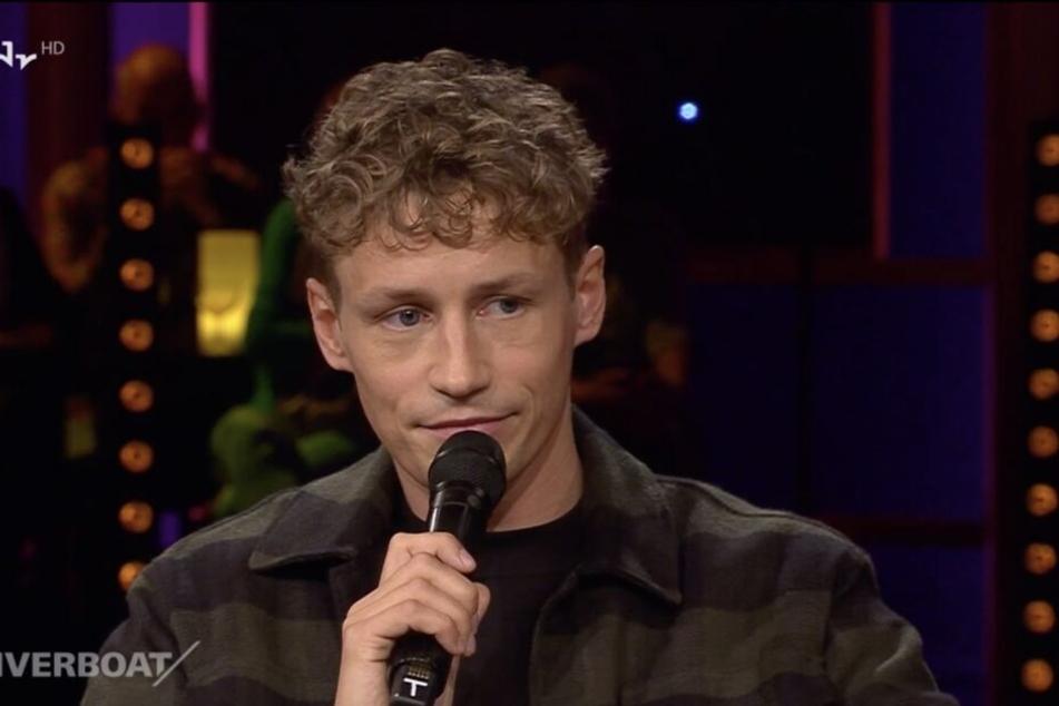 In der letzten Riverboat-Sendung im MDR sprach er über den schlimmsten und ekligsten, aber zugleich auch magischsten Moment seiner Karriere.