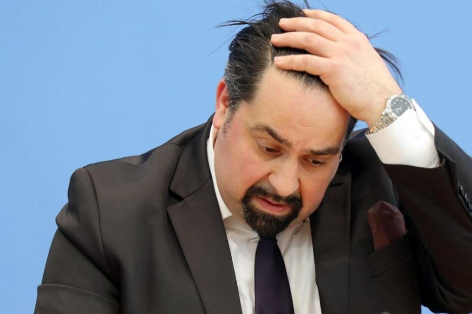 Aiman Mazyek, der Vorsitzende vom Zentralrat der Muslime, ist der Meinung, dass viele AfD-Wähler keine Protestwähler sind.