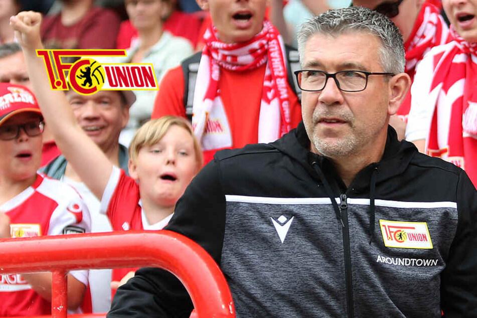"""Union-Trainer Fischer warnt vor Bundesliga-Auftakt: """"Wenn wir Schockstarre haben, wird es schwierig!"""""""