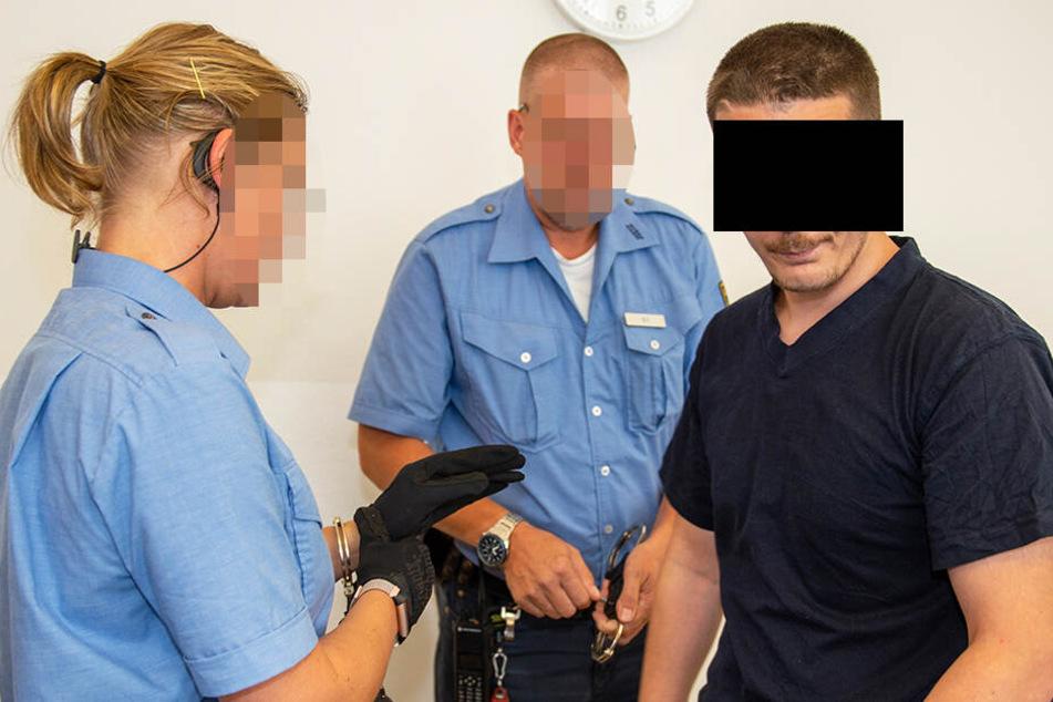 Serien-Einbrecher Florent H. (23) aus Albanien trieb in Dresden, München, Ingolstadt und Berlin sein Unwesen.
