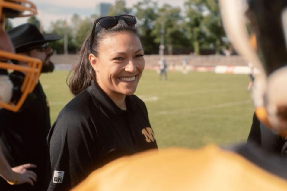 Seit der Saison 2019 haben die Munich Cowboys den ersten weiblichen Coach in der Liga-Geschichte.
