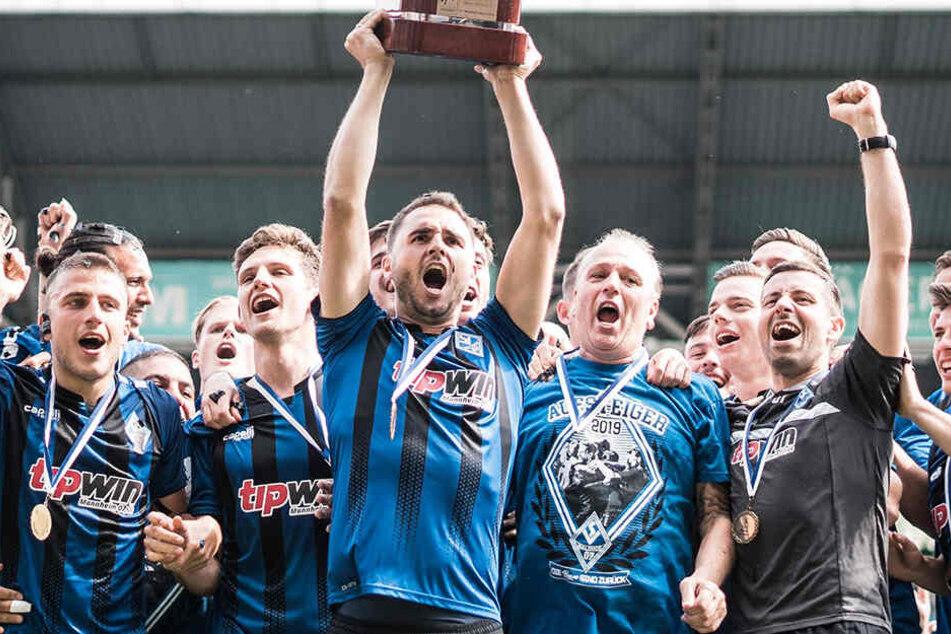 Der CFC trifft in der neuen Saison auf seinen ehemaligen Spieler Kevin Conrad, der als Kapitän mit Waldhof Mannheim die Meisterschaft und den Aufstieg feiern konnte.