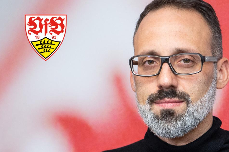 Machtkampf beim VfB: Wem fühlt sich Trainer Matarazzo verpflichtet?