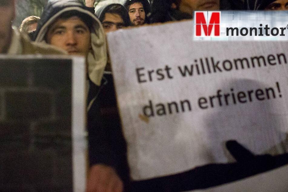 Anlass des Negativ-Preises ist der bundesweite Tag des Flüchtlings am Donnerstag. Monitor (ARD) hatte über die Behörde in Sömmerda berichtet.