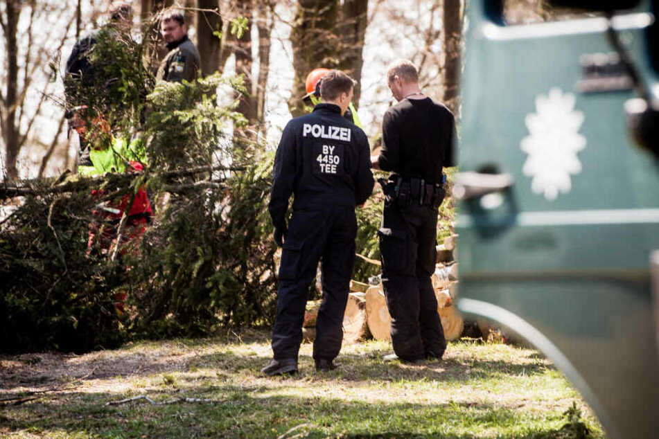 Die Polizei sucht auch weiterhin nach der Leiche der vermissten Monika Frischholz.