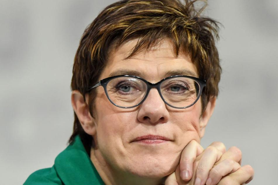 Annegret Kramp-Karrenbauer gilt als heißer Kandidat für die Kanzlerkandidatur.