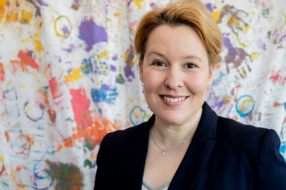 Bundesfamilienministerin Franziska Giffey (40) fordert mehr Ostdeutsche in Führungspositionen in Politik und Unternehmen.
