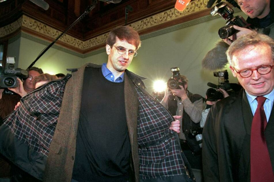 Im Januar 1999 begann der Prozess am Leipziger Landgericht gegen Hochstapler Gert Postels.