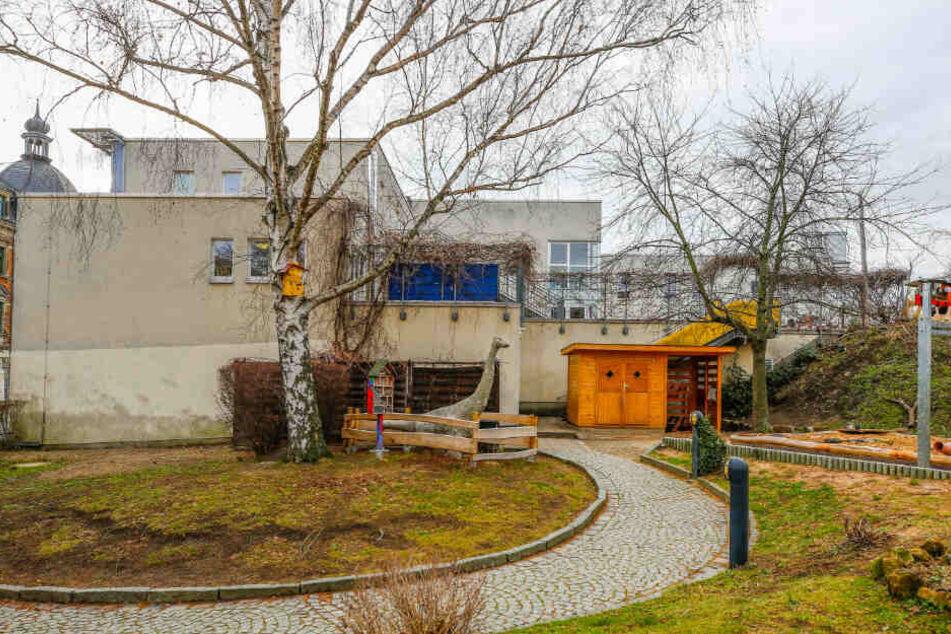 Die Kita in der Rehefelder Straße gehört zu den besten Deutschlands.