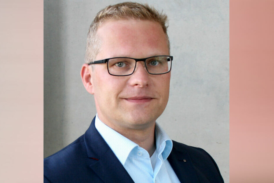 Hilft neuen Selbstständigen: Sören Ruppik (41) von der Handwerkskammer Chemnitz.