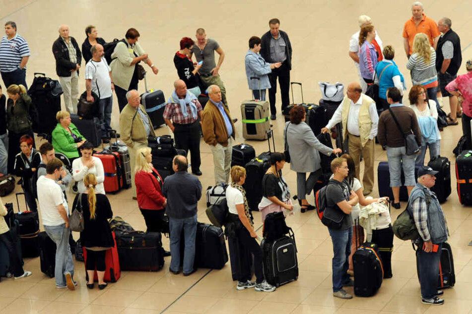 Wegen technischer Probleme hängen 162 Passagiere auf Mallorca fest. (Symbolbild)