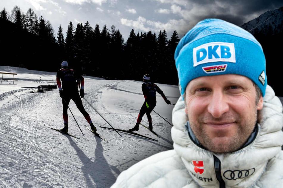 Biathlon-WM: Das nimmt sich das deutsche Team vor