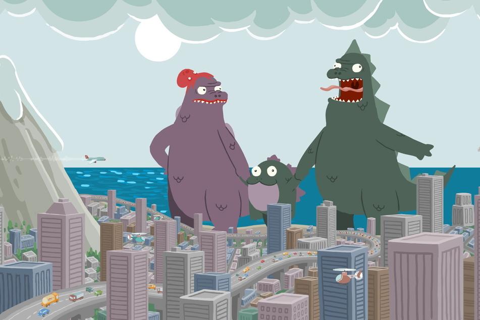"""Im Regionalen Wettbewerb ist der Animationsfilm """"Familie Zilla macht Picknick"""" zu sehen."""