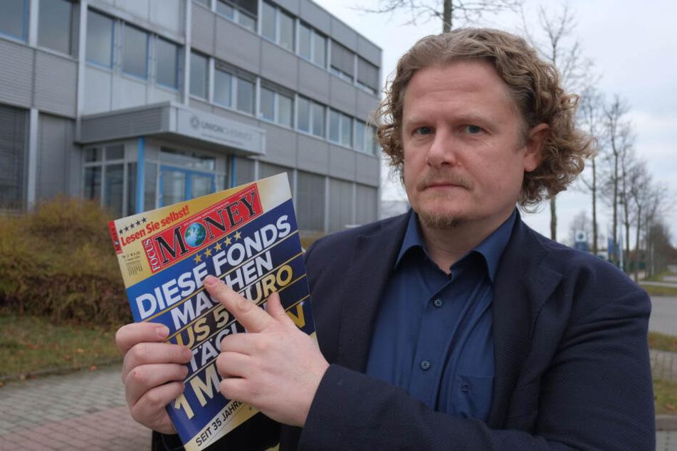 Ex-Stadtrat Lars Fassmann (41) stimmt den Autoren von Focus Money zu.