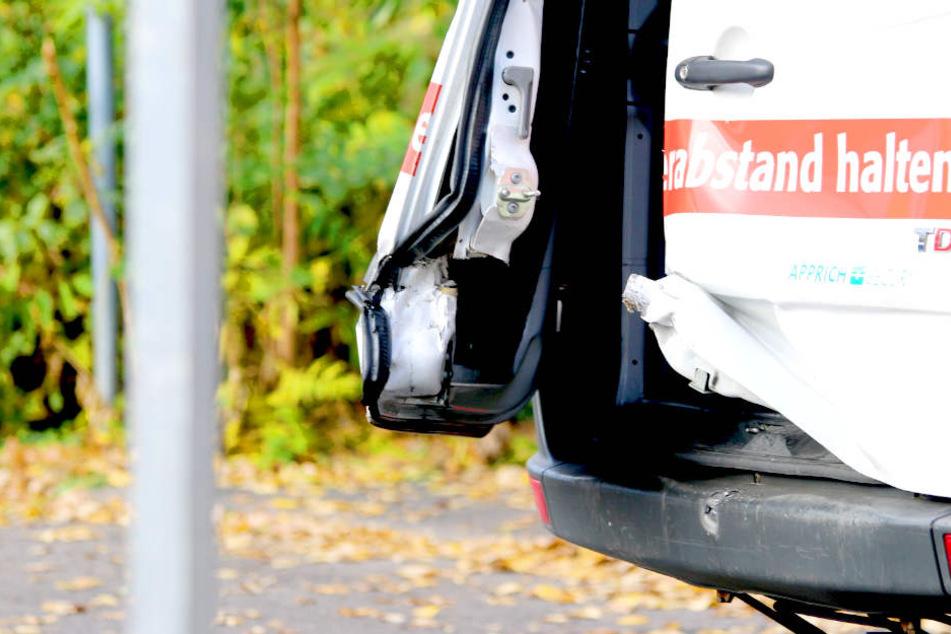 Berlin: Überfall auf Geldtransporter und Schüsse auf Polizei: Diebe machten keine Beute!