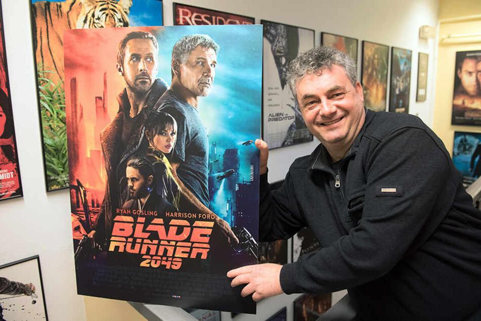 Gerd Nefzer freut sich über seine erste Oscar-Nominierung.