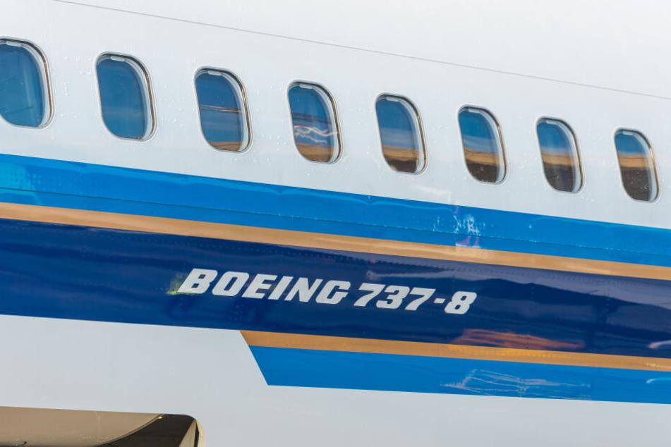 Die europäische Flugaufsicht EASA hat dem Boeing-Modell 737 MAX 8 nach dem Absturz in Äthiopien ein Flugverbot erteilt. (Symbolbild)