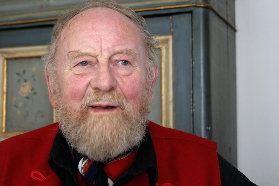 Kurt Westergaard im Jahr 2015. Fünf Jahre zuvor entkam er nur knapp einem Anschlag. (Archivbild)