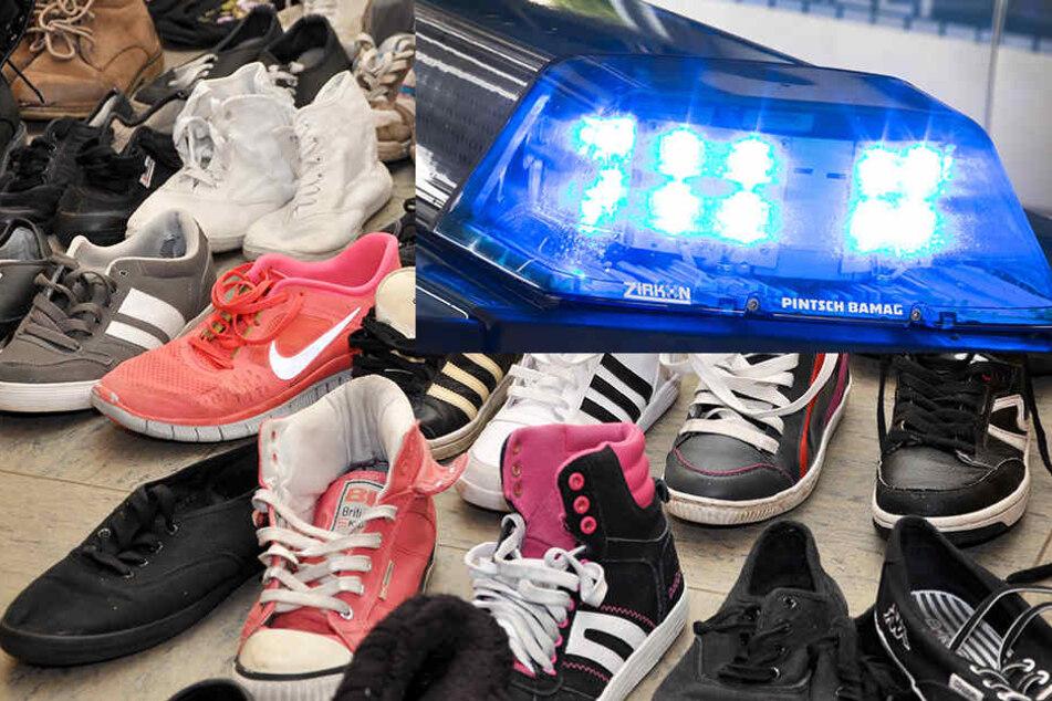 Diebisches Rentnerpaar legt sich mit der Polizei an