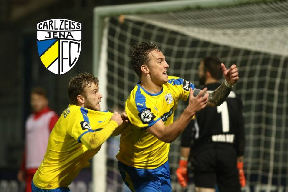 FC Carl Zeiss überrascht! Jena beendet Negativserie in Wiesbaden