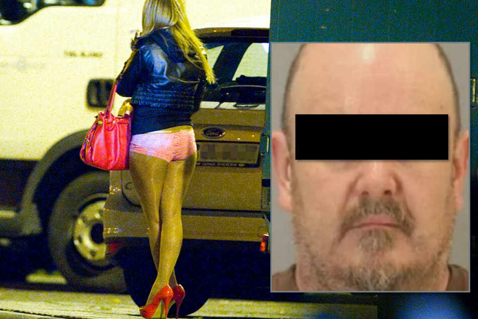 Douglas Goldsberry (45) schickte Prostituierte zum Nachbarhaus. Jetzt sitzt er.