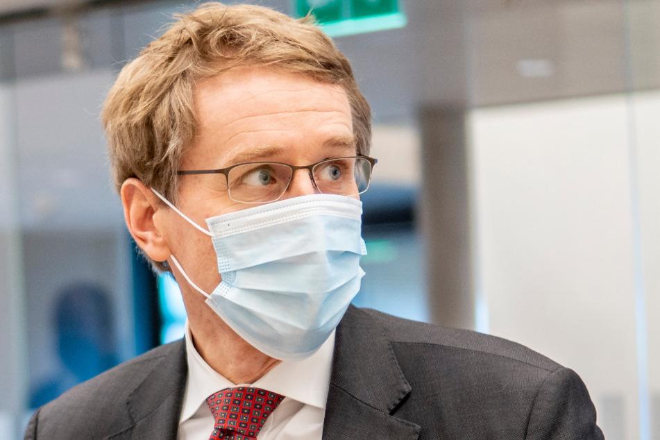 Kann auf bessere Zahlen blicken: Daniel Günhter (47), Ministerpräsident des Landes Schleswig-Holstein.