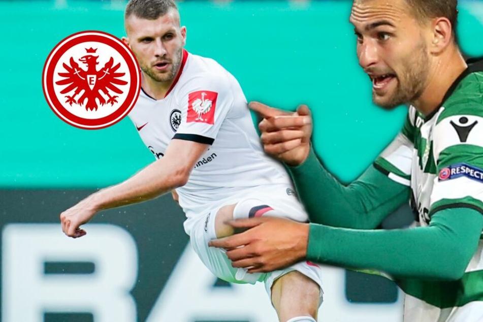Kaderproblem bei der Eintracht: Muss Ante Rebic für Bas Dost weichen?
