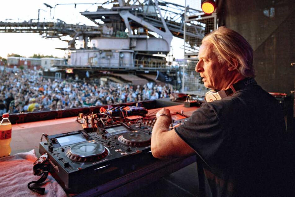 Diese DJ-Legende kommt diesen Samstag nach Dresden