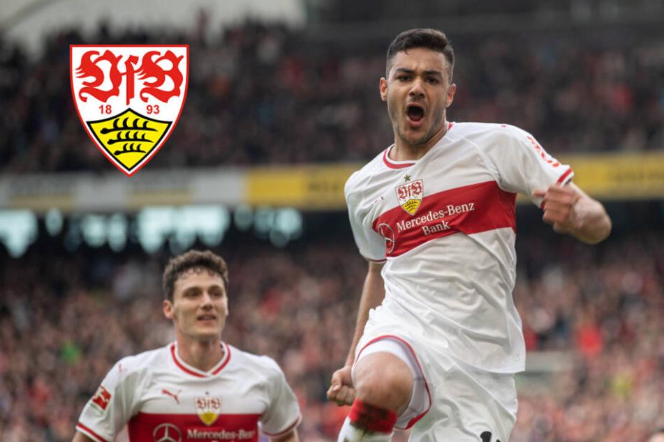 VfB-Juwel Ozan Kabak zum Bundesliga-Shootingstar 2018/19 gewählt
