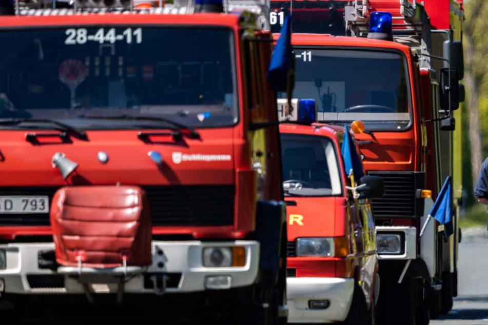 In Bayern ist es auf der B299 zu einem kuriosen Unfall gekommen. (Symbolbild)