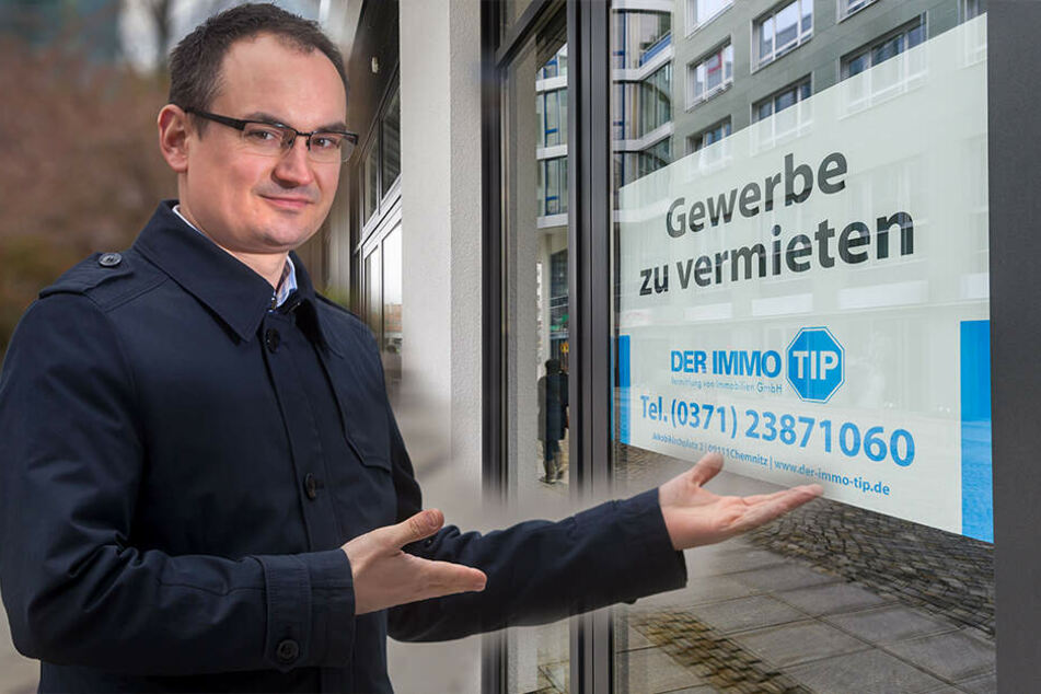 Leerstand in der City: Gehen Chemnitz die Geschäfte aus?