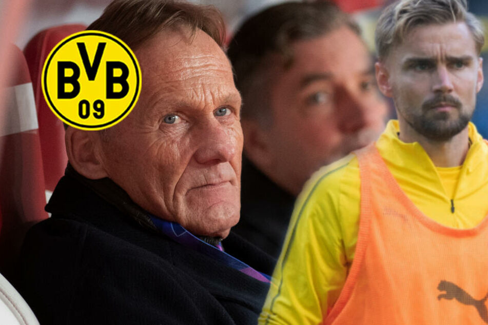 """BVB-Kicker Schmelzer """"sehr enttäuscht"""": Klub-Bosse verweigerten Wechsel!"""