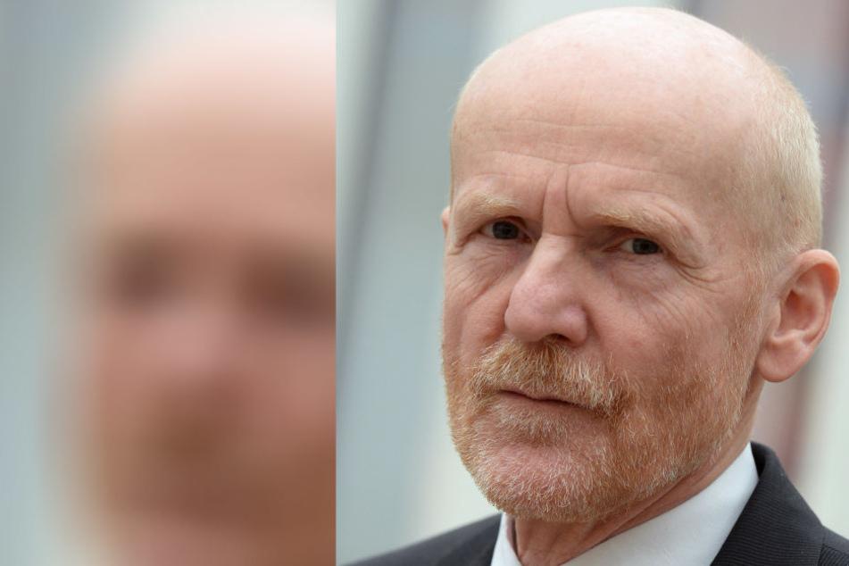 ver.di-Funktionär Jörg Lauenroth-Mago.