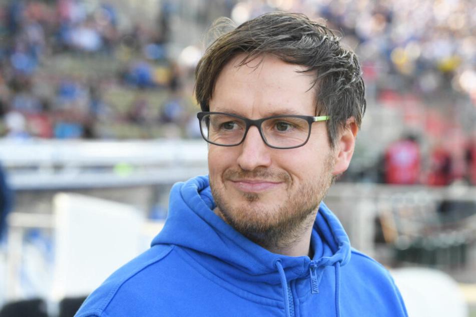 Hannes Drews trainiert ab der neuen Saison die U21 des HSV.