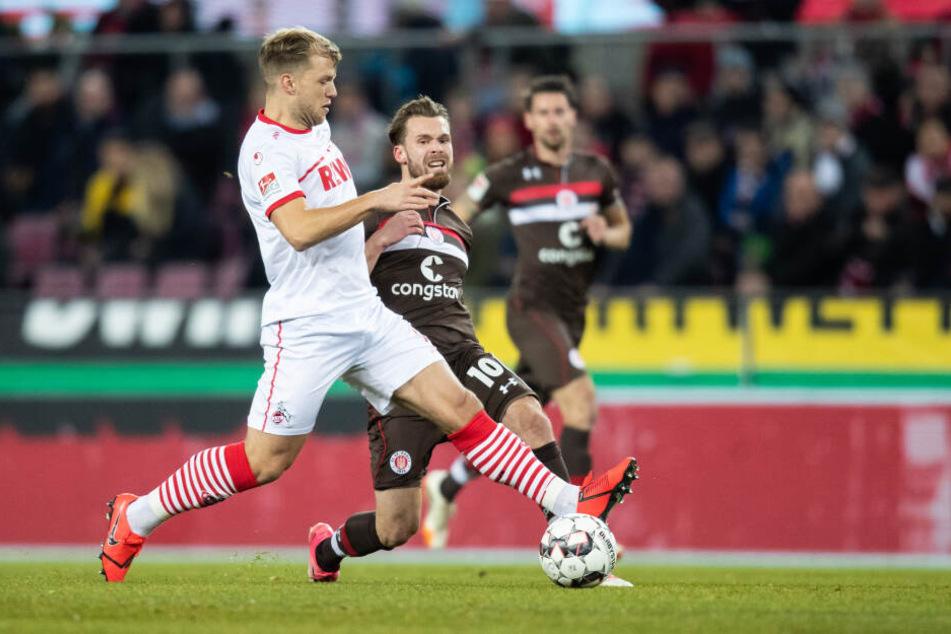 Johannes Geis (25) kam vor fünf Monaten von Schalke 04 zum 1. FC Köln.