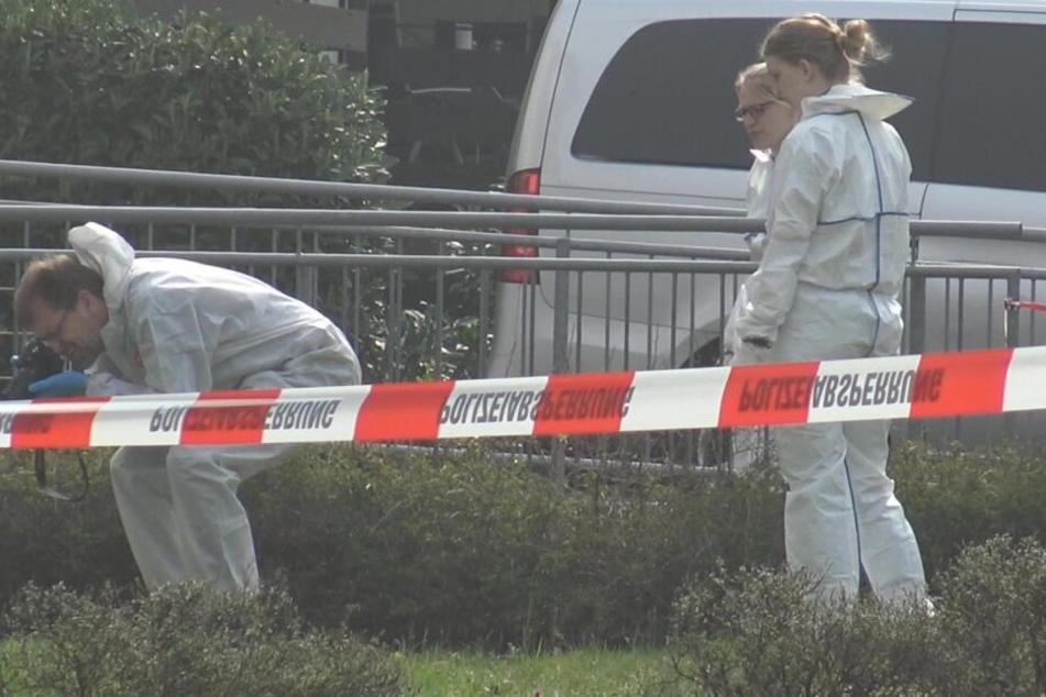 Mordversuch: Tatverdächtiger schweigt, Frau ringt um Leben