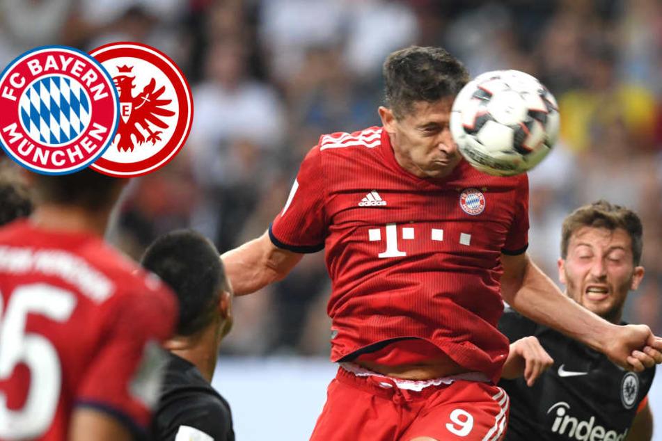 5:0! Irre Torshow von Lewandowski beschert Bayern in Frankfurt den Supercup